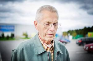 Lennart Björk, Krångede:– Nej, det blir som det blir i alla fall.