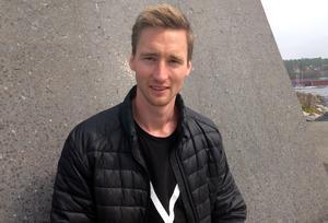 Pär Edblom har återvänt till Örnsköldsvik – och moderklubben.
