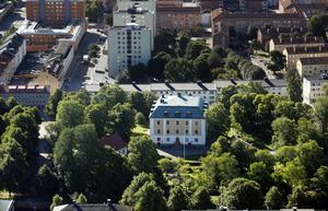 Gävle Slott är nu landshövdingens bostad. Men kommer Gävleborgs län med sin egna landshövding att finnas kvar i framtiden.
