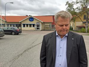 Magnus Westher, vd för Ramnäs bruk, säger att efterfrågan på företagets produkter är för liten.