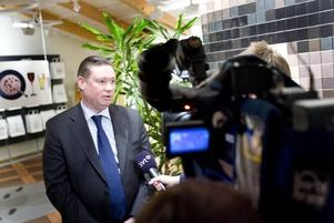 Christer Simrén, vd i Korsnäs.