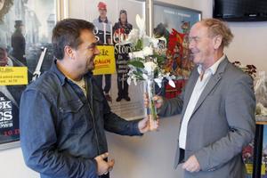 Krister Ellström och Tommy Swahn ser många möjligheter i den ombyggda Riobiografen.