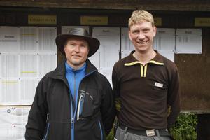 Niklas Carlsson vann klassen Smith & Wesson med 91 poäng.    Johan Karlsson vann fem guld i olika klasser.