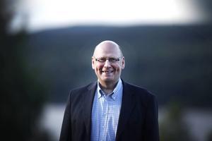 Kjell-Åke Hamrén ser sitt ordförandeskap i Norrbo hembygdsförening som ett hedersuppdrag.