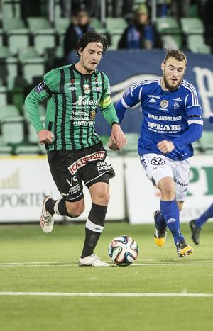 Robin Transberg från Varberg.
