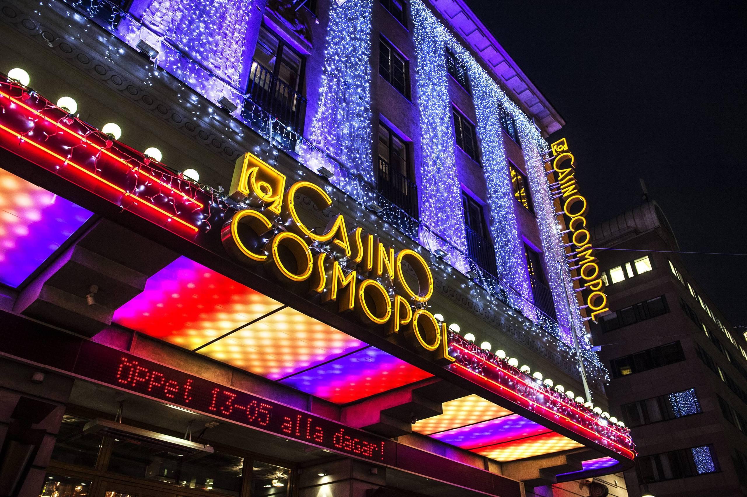 Concrete cutting casino