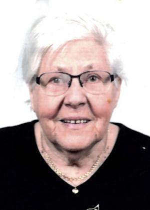 Eivor Forsberg, Ramsele, fyller 85 år i morgon.