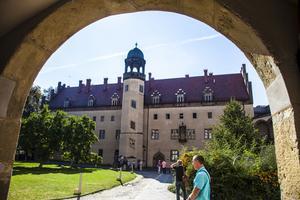 Huset där Marin Luther bodde under sina år som lärare på Universitetet i Wittenberg är numera ett museum.