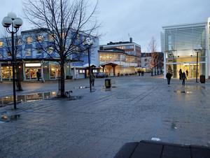 SD vill förbjuda tiggeri i bland annat centrala Kramfors.