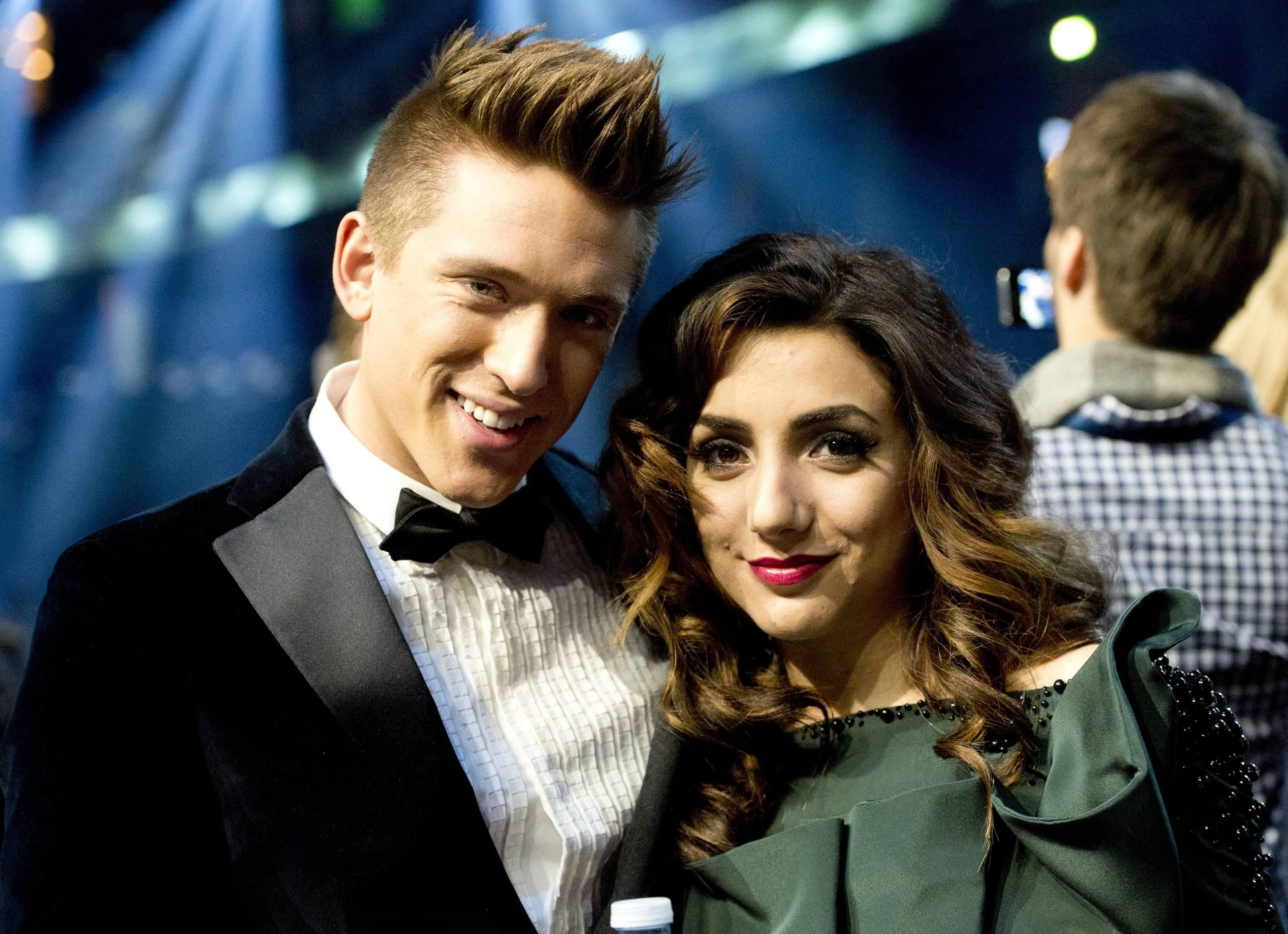 Dirawi jag vill leda eurovision
