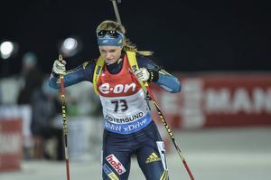 Mona Brorsson signerade också en klart godkänd insats. Svenskan slutade 31:a, med två bom.
