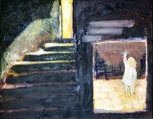 VÅLD ELLER FRIHET? Frågan om flickan i källarrummet är där av egen fri vilja förblir obesvarad.