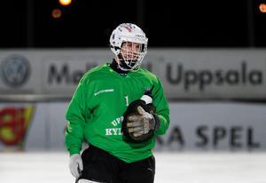 Henrik Kjellsson var riktigt bra i matchen mot SAIK. Tyvärr för hans del räckte det inte.
