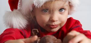 Så gör du för att undvika att julen blir allt för sockerstinn.