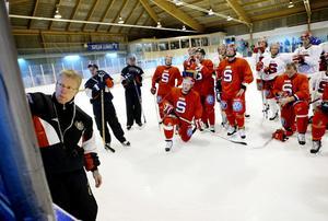 Ulf Taavola ledde SSK under inledningen av säsongen 2005/2006. Foto: Nicklas Thegerström