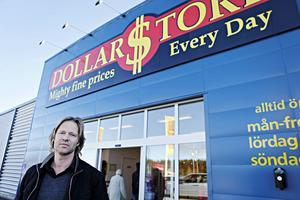 Dollarstores vd och grundare Peter Ahlberg.
