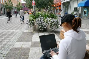 Tryck till. Avestaborna ska kunna tycka till om kommunala förslag via datorn, om idén med medborgarbudget blir verklighet.
