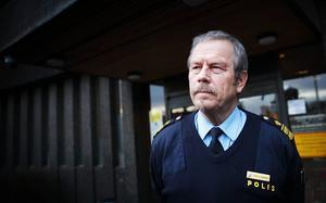 Presstalesman Stefan Dangardt berättar vilka som begår inbrott i länet.