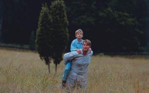 "Guldbagge 1992.  ""Min store tjocke far""."