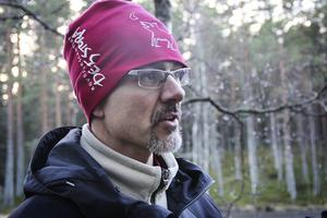 Benny Gäfvert är verksamhetsansvarig på Rovdjurscentret de Fem stora i Järvsö.