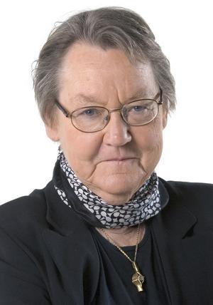 Marit Paulsen - Europaparlamentariker för FP.