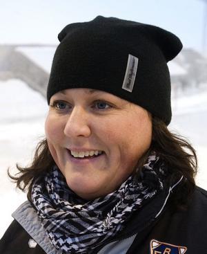 Linda Larsson, 34, assistent, Bollnäs.– Jag kommer inte härifrån, men det verkar logiskt att ha allt samlat. Det skulle vi vilja ha hemma i Bollnäs.