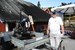 Arrangören Per Nordlinder ser fram mot helgens Ulvö Classic.