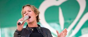 Artisten Linda Bengtzing får inte uppträda på Fackens dag som planerat.