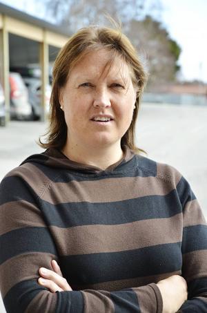 Elise Ryder Wikén tycker inte att Miljöpartiet har skött förhandlingarna om styret i Bergs kommun på bra sätt.