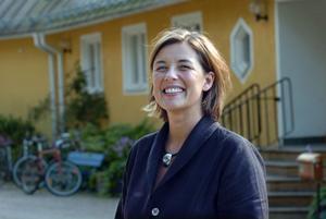 Ulrika Östlund är glad över att ha blivit invald i Svenskt näringslivs styrelse.