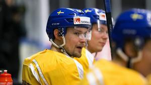 Jonas Ahnelöv är free agent. Lyckas Ritola locka honom till Dalarna? Foto: Jens Näsman.