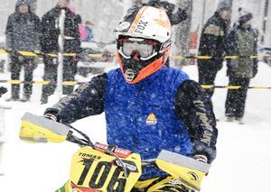 Tomas Jansson vann i Hedemora och ökar avståndet i Gävle-Dala Vintercup.