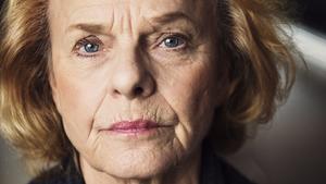 Skådespelaren Marie Göranzon.