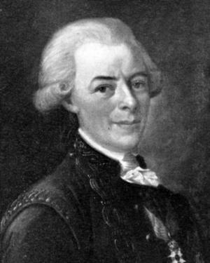 MEDALJENS BAKSIDA. Baron Salomon Mauritz von Rajalin fick i all hast lämna tjänsten som landshövding i Gävle våren 1813 – anklagad för landsförräderi.