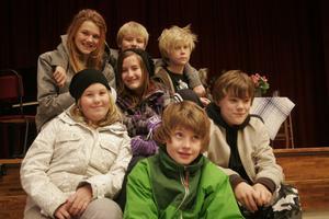 Ungdomarna i Jättendal är glada att de kommer ha en fritidsgård att träffas på under fredagskvällarna.
