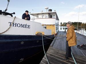 Örjan Bergqvist och Ulf Olsson tycker bägge att det vore bäst om Östersunds kommun tog sitt ansvar och behöll Thomée.