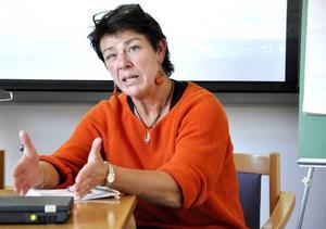 Pia Collberg är mödrahälsovårdsöverläkare på Jämtlands läns landsting.