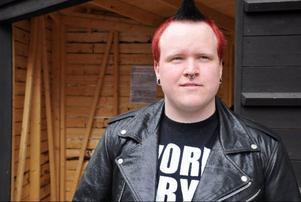 Oskar Sjölander, 19, från Mörsil, gick ut barn- och fritidsprogrammet förra veckan.