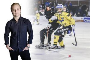 Christoffer Million tror att Broberg kan komma att missa slutspel för första gången på tio år. Bilden är ett montage.