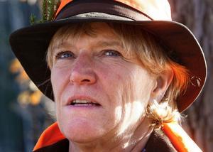 – De som sitter i delegationen är lämpliga för sina kunskaper och sin kompetens, säger landshövding Maria Norrfalk, viltförvaltningsdelegationens ordförande, som själv är jägare.