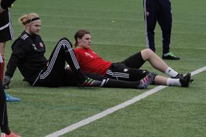 Tobias Wennergrund (till vänster) kan snart vara tillbaka i spel. För Filip Norell (till höger) är säsongen 2016 över.