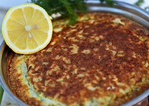 Fiskpudding kan göras på rester av tillagad fisk.    Foto: Dan Strandqvist