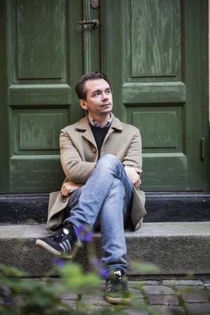 Emil Jensen är aktuell med sitt femte studioalbum