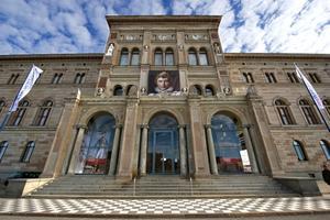 Vid årsskiftet tillträder Nationalmuseums nya chef, Berndt Arell.