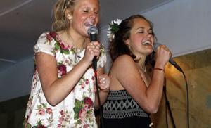 Det bjöds på en fartfylld show, där Bea och Ellens surprise drog ned såväl glädjetjut som applåder.