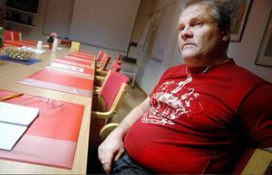 Kjell Midbjer tror att förslaget att lägga ned just Frösö LVM-hem är ett straff för att facket har sagt och agerat som de velat.  Foto: Ulrika Andersson