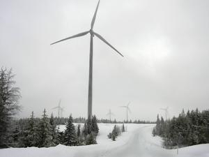 Höjden på verken i flera planerade vindkraftparker ska prövas i en tillståndsprocess framöver.