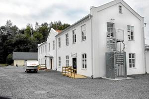 Bergslagens destilleri i Nora.