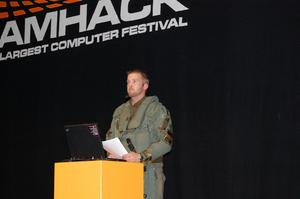 Försvaret informerar om hur man blir en stridspilot