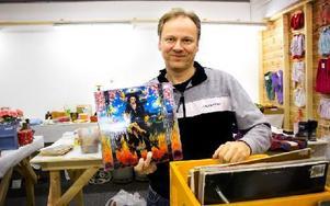 LP-skivorna säljer bäst. Foto: Sofie Lind